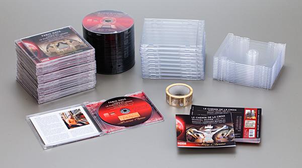 ClassicaDalVivo - Duplicazione di CD