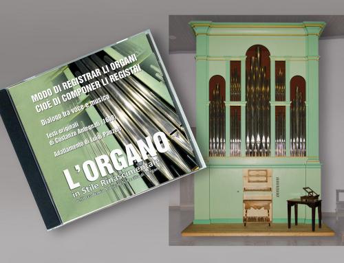 Aprile 2013: Inaugurazione dell'organo in stile rinascimentale dell'Accademia Santa Cecilia di Bergamo