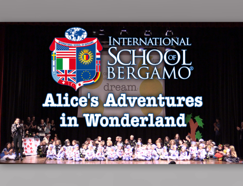 Gennaio 2016: Video per ISBERGAMO: Alice in Wonderland