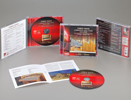 Presentazione del CD: ORGANO WALKER OPUS 5492