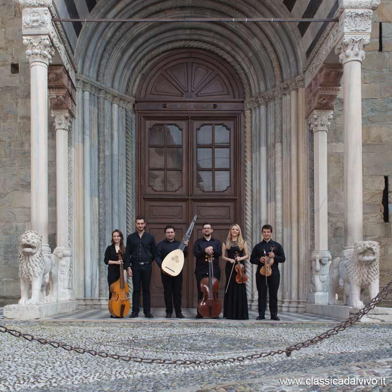 Ensemble Pietro Antonio Locatelli - Basilica di Santa Maria Maggiore - Bergamo