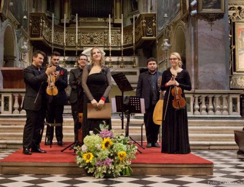 """Presentazione del CD dedicato a Pietro Antonio Locatelli: """"Sei sonate a tre op. V"""""""