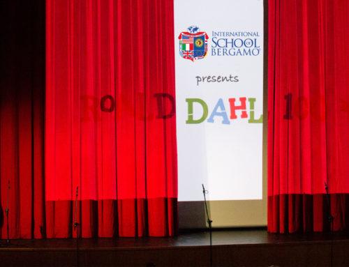 Dicembre 2016 / gennaio 2017: Video per ISBERGAMO: Roald Dahl Festival