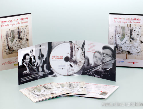Dicembre 2017: DVD per LA NOTA IN PIU'