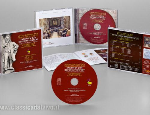 Novembre-Dicembre 2017: Musica Antiqua Bergamo, Kantaten zum Reformationfest