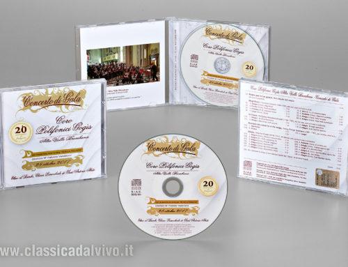 Novembre-Dicembre 2017: Concerto dei Polifonici Gogìs Alta Valle Brembana