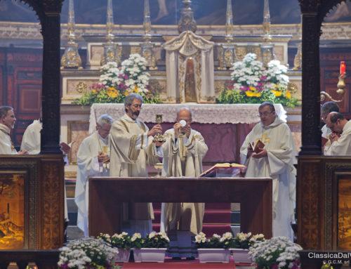 6 maggio 2018 – Liturgia in Santa maria Maggiore – Bergamo