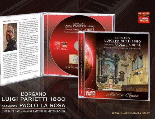 Giugno 2018 – L'Organo Luigi Parietti 1880 di Mezzoldo  BG