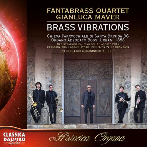 Copertina Santa Brigida Fantabrass Quartet