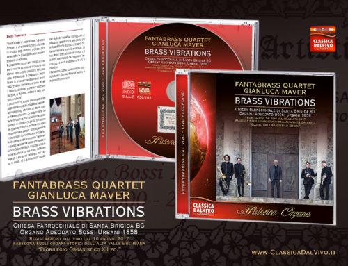 Luglio 2018 – Fantabrass Quartet: Brass Vibrations