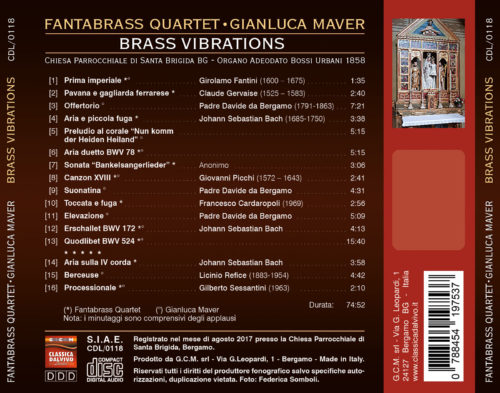 Inlay Fantabrass Quartet - Santa Brigida