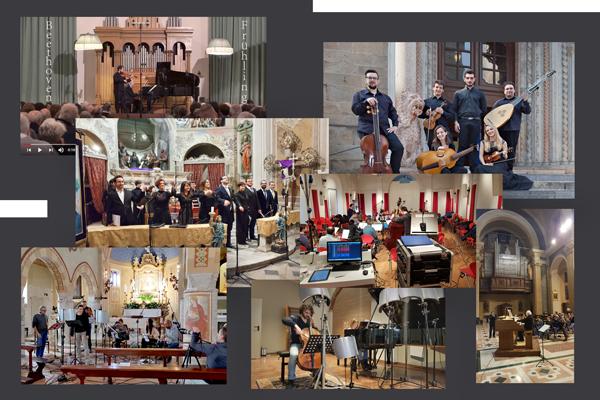 ClassicaDalVivo - Studio di registrazione in Bergamo