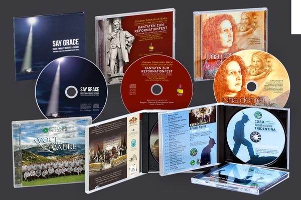 ClassicaDalVivo - lavori per enti, Associazioni e musicisti. Dalla registrazione al CD finito.