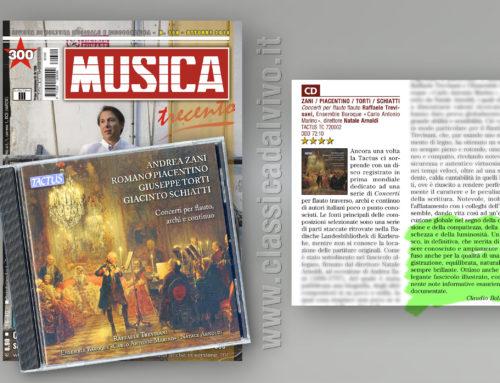 Musica N. 300 – Raffaele Trevisani Ensemble Carlo Antonio Marino