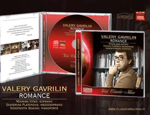 Febbraio 2019 – Valery Gavrilin, Romanze