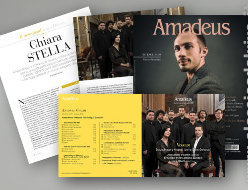Alessandra Visentin, Luca Oberti, Ensemble Locatelli: Amadeus – settembre 2019