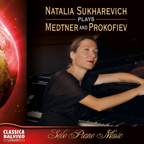 Natalia Sukharevich plays Medtner and Prokofiev