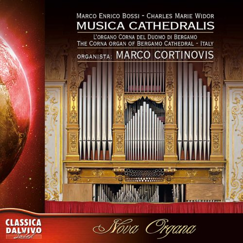 Marco Cortinovis - Musica Cathedralis