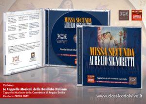 Aurelio Signoretti, Missa Secunda