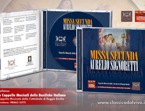 Missa Secunda, Aurelio Signoretti – novembre 2019
