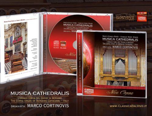 Musica Cathedralis – L'organo Corna del Duomo di Bergamo – marzo 2020