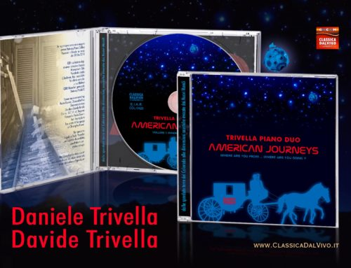 American Journeys – Trivella Piano Duo – aprile 2020