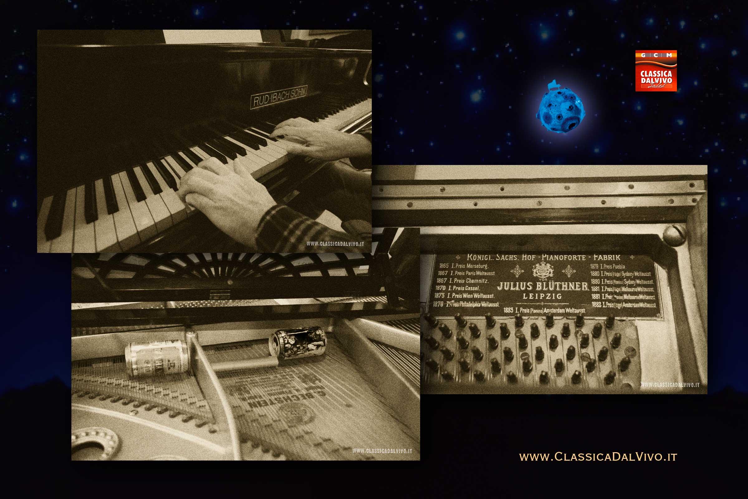 Trivella Piano Duo: American Journeys
